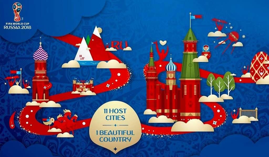 2018 FIFA Dünya Kupası Rusya | Şehir ve Stadyumlar