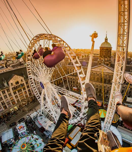 Amsterdam'ı Görmeniz İçin 5 Harika Neden