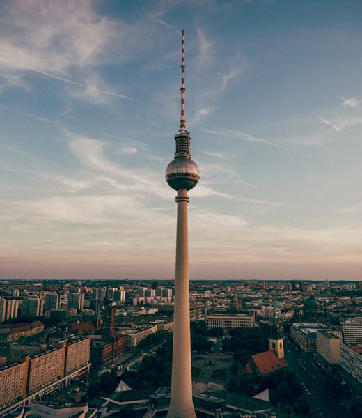 Berlin'de 24 Saat