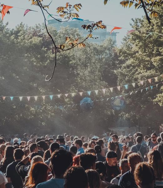 Berlin'de Festivaller