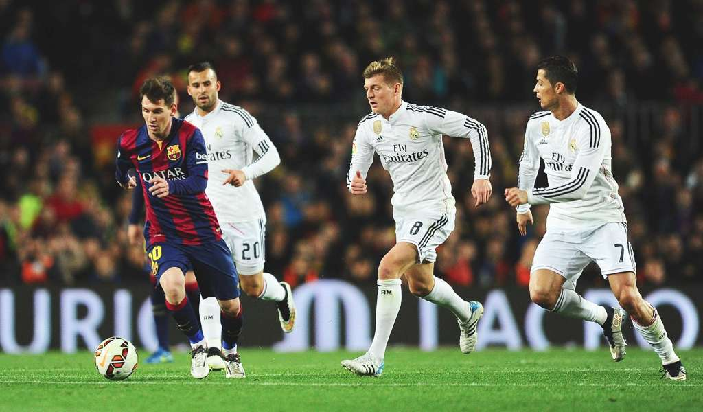 FC Barcelona - Real Madrid Maç Turu Paketi