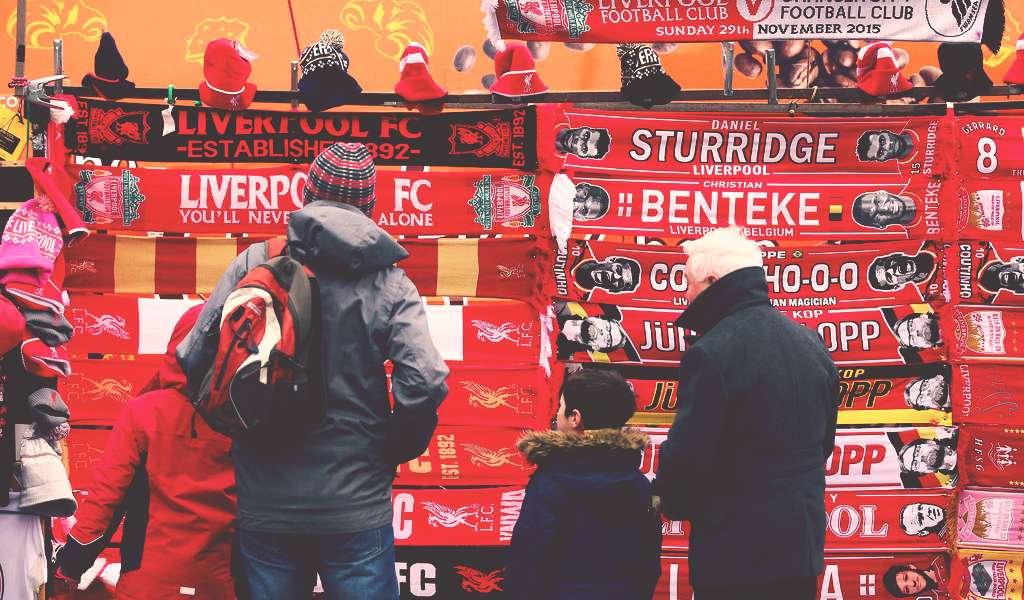 Liverpool'a Giderseniz...
