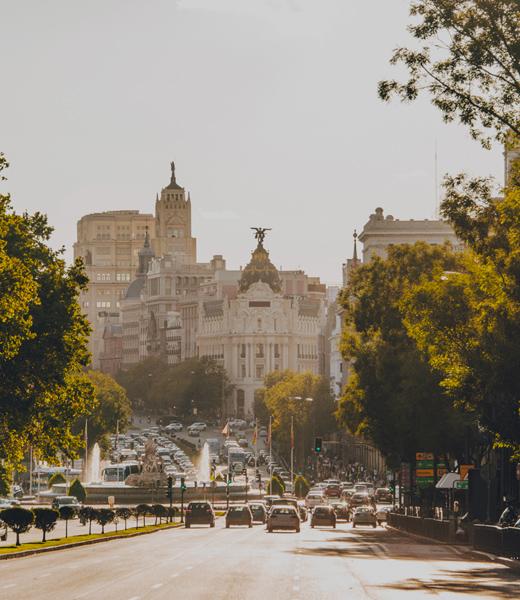 Madrid'de 24 Saat