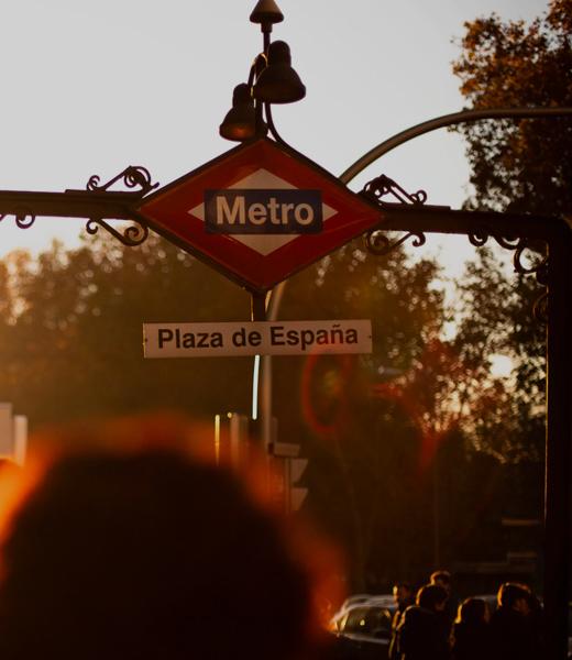 Madrid'de Ulaşım