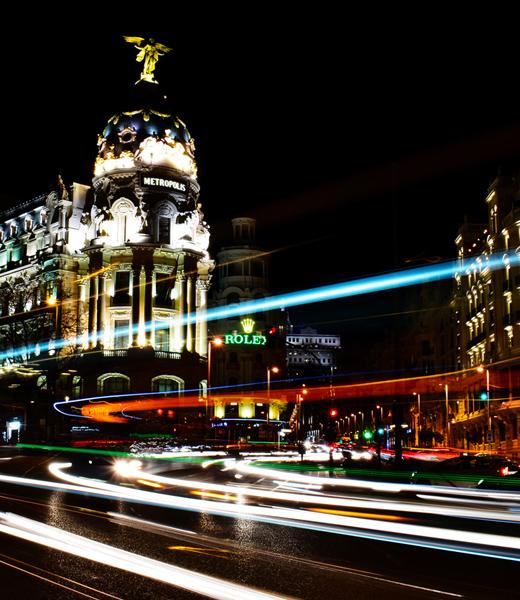 Madrid Gece Hayatı