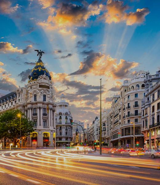 Madrid Size Güzel Anılar Vaat Ediyor!