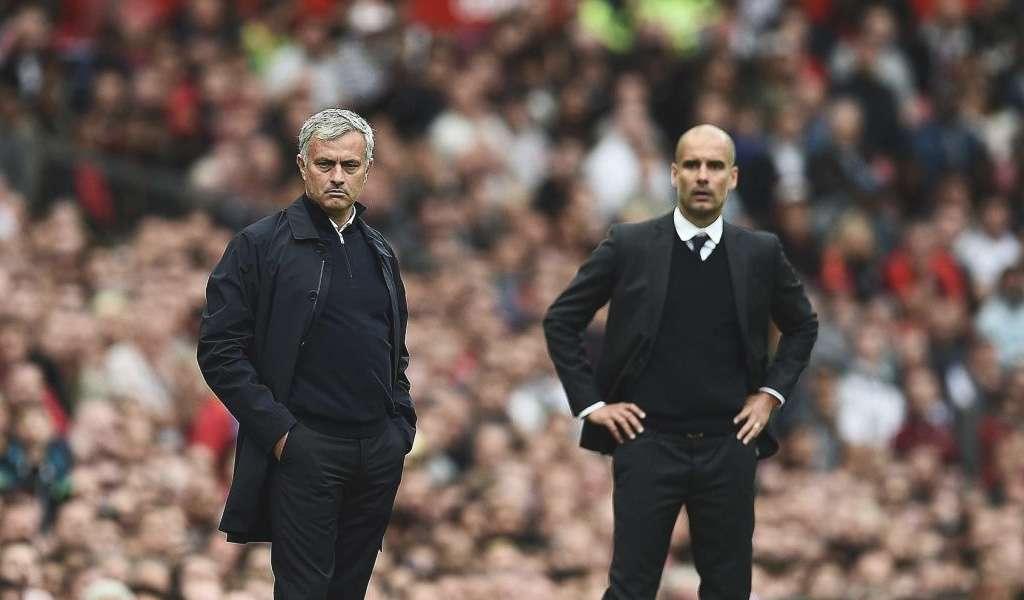 Pep-Mourinho Mücadelesinde Sıra Premier League'de!