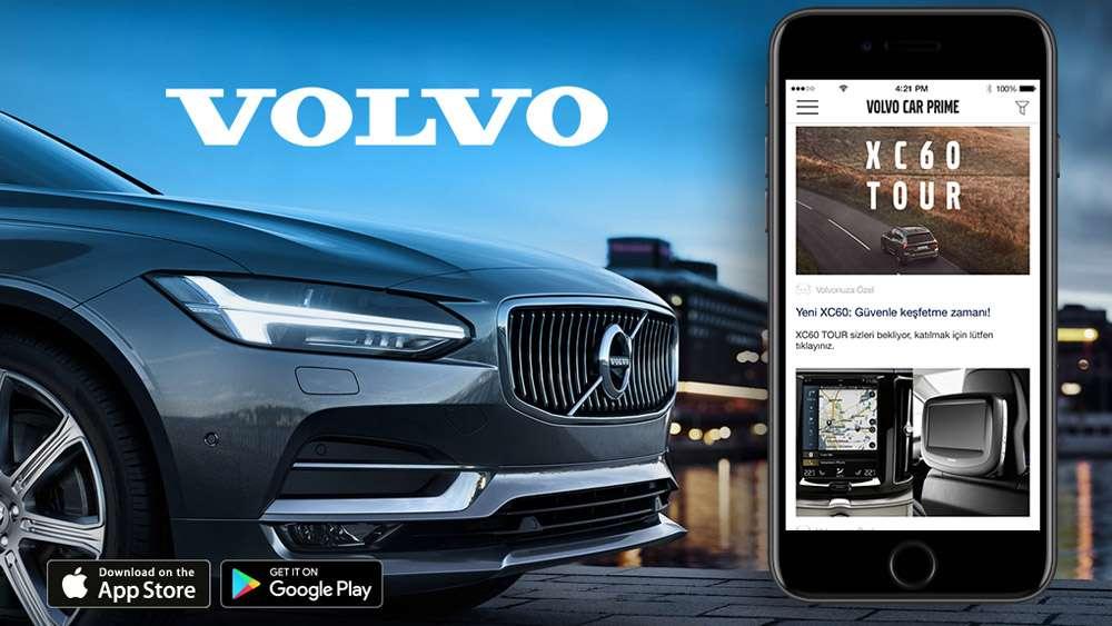 VOLVO ve POP Event & Travel İş Birliği